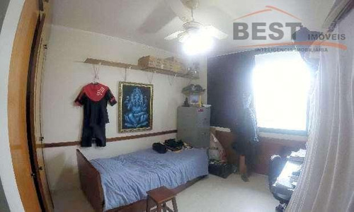 apartamento residencial à venda, vila romana, são paulo. - ap4589