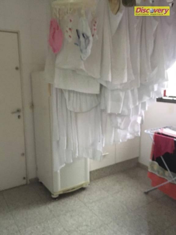 apartamento residencial à venda, vila rosália, guarulhos. - ap0428