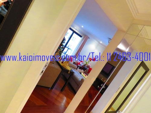 apartamento residencial à venda, vila rosália, guarulhos. - ap0570