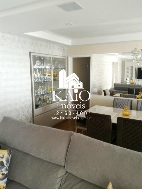 apartamento residencial à venda, vila rosália, guarulhos. - ap1008