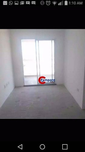 apartamento residencial à venda, vila rosália, guarulhos - ap5369. - ap5369