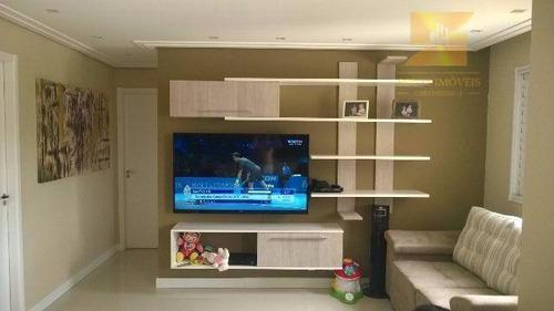 apartamento residencial à venda, vila rosália, guarulhos. - codigo: ap3435 - ap3435