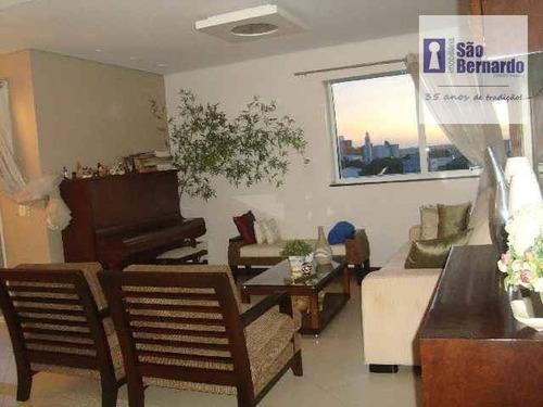 apartamento residencial à venda, vila santa catarina, americana. - ap0170