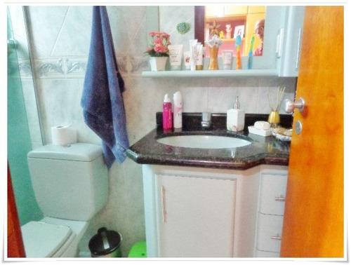 apartamento  residencial à venda, vila santa catarina, americana. - codigo: ap0184 - ap0184