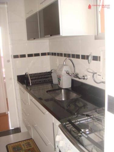 apartamento residencial à venda, vila santa catarina, são paulo - ap0123. - ap0123