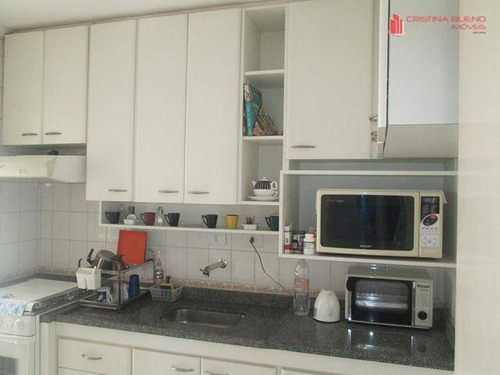 apartamento residencial à venda, vila santa catarina, são paulo - ap0258. - ap0258