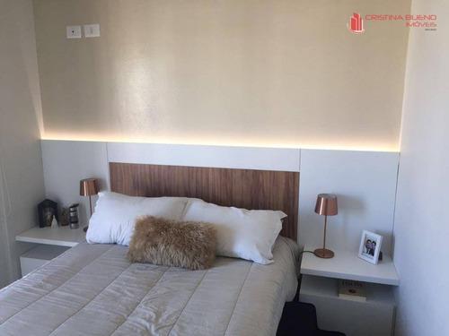 apartamento residencial à venda, vila santa catarina, são paulo - ap1814. - ap1814