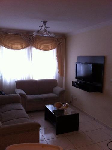 apartamento residencial à venda, vila santa clara, são paulo. - ap0142