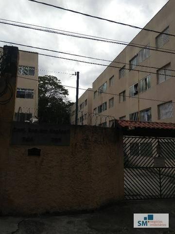 apartamento residencial à venda, vila santa luzia, são bernardo do campo. - ap1278