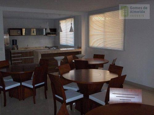 apartamento residencial à venda, vila santa teresa, santo andré. - codigo: ap2658 - ap2658