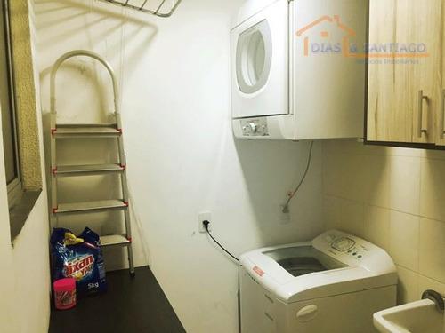 apartamento residencial à venda, vila santa teresa (zona sul), são paulo - ap0432. - ap0432