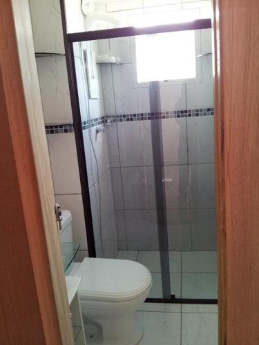 apartamento residencial à venda, vila santa teresa (zona sul), são paulo. - ap1222