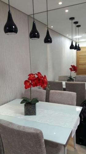apartamento residencial à venda, vila santana, são paulo. - ap6911