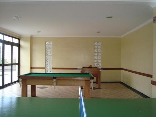 apartamento residencial à venda, vila santana, são paulo. - ap8521