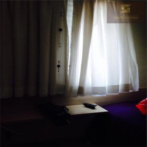 apartamento  residencial à venda, vila santo antônio, guarulhos. - codigo: ap2411 - ap2411