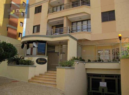 apartamento  residencial à venda, vila seixas, ribeirão preto. - ap0136