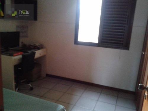 apartamento  residencial à venda, vila seixas, ribeirão preto. - ap0457