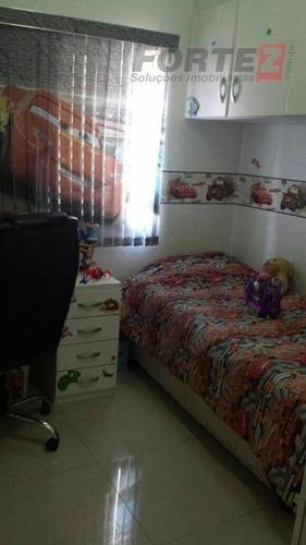apartamento residencial à venda, vila silveira, guarulhos. -