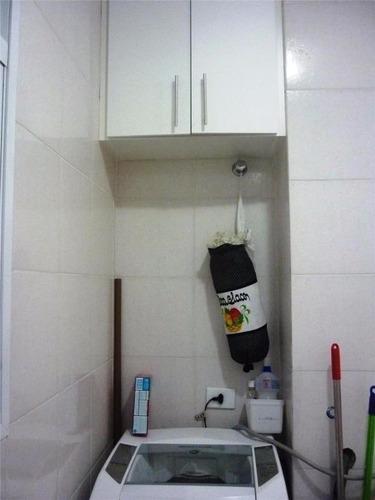 apartamento  residencial à venda, vila sirena, guarulhos. -