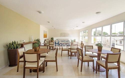apartamento residencial à venda, vila sônia, são paulo. - ap0118