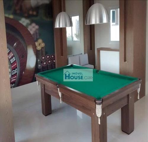 apartamento residencial à venda, vila são francisco, sp. - ap0160