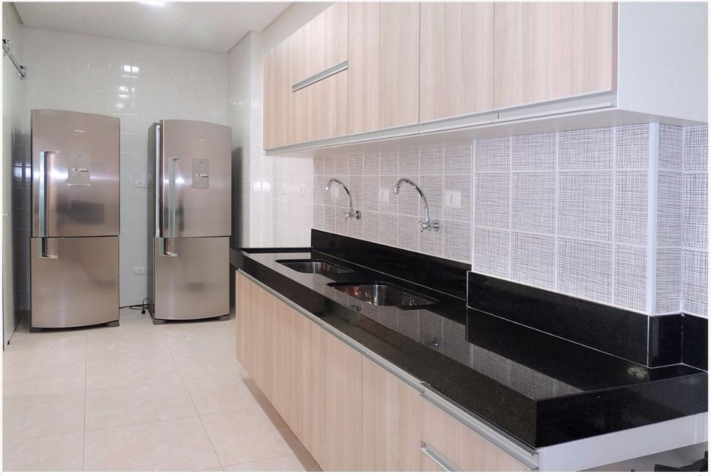 apartamento residencial à venda, vila são joão, caçapava. - ap0655