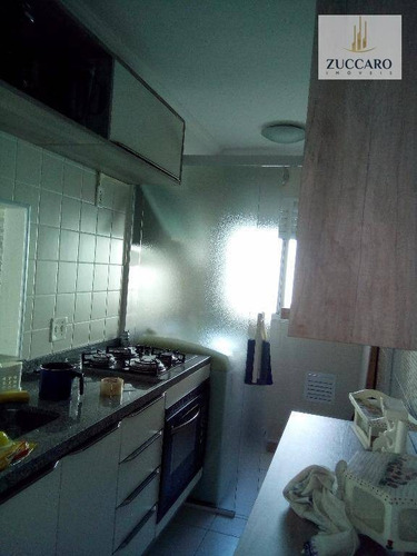 apartamento residencial à venda, vila são joão, guarulhos. - ap9551