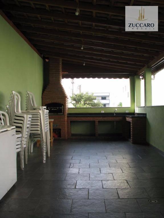 apartamento residencial à venda, vila são joão, guarulhos. - ap9681