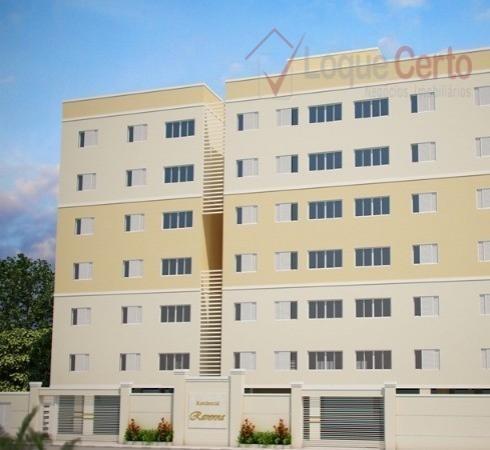 apartamento residencial à venda, vila são josé, indaiatuba. - ap0151