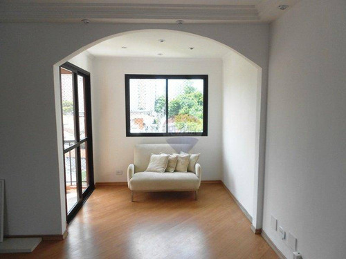 apartamento residencial à venda, vila sofia, são paulo - ap0277. - ap0277