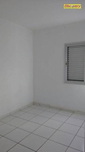 apartamento  residencial à venda, vila sorocabana, guarulhos. - ap0402