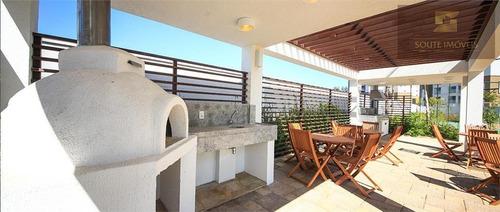 apartamento residencial à venda, vila suissa, mogi das cruzes. - codigo: ap2711 - ap2711