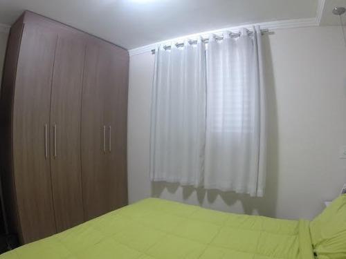 apartamento residencial à venda, vila talarico, são paulo. - ap7839