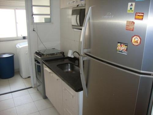 apartamento residencial à venda, vila talarico, são paulo. - ap8146