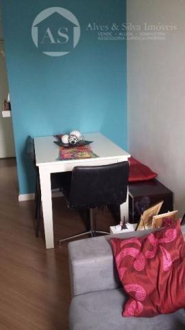 apartamento residencial à venda, vila talarico, são paulo. - codigo: ap0333 - ap0333