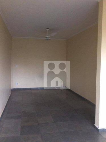 apartamento residencial à venda, vila tamandaré, ribeirão preto. - ap0729