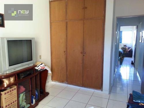 apartamento residencial à venda, vila tamandaré, ribeirão preto. - ap0835