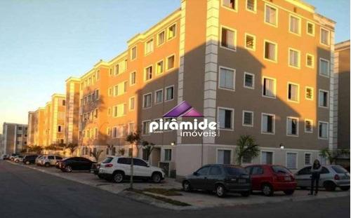 apartamento residencial à venda, vila tesouro, são josé dos campos. - ap8846