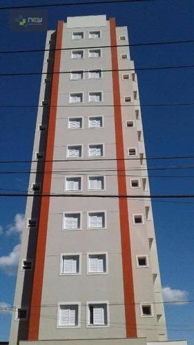 apartamento residencial à venda, vila tibério, ribeirão preto. - ap0842