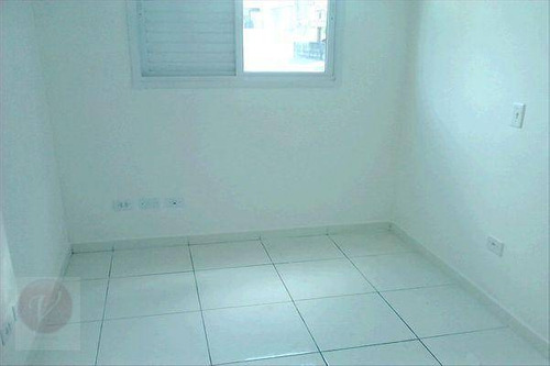 apartamento residencial à venda, vila tibiriçá, santo andré - ap2879. - ap2879