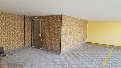 apartamento residencial à venda, vila trujillo, sorocaba. - ap6600