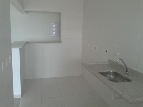 apartamento residencial à venda, vila tupi, praia grande. - ap0130