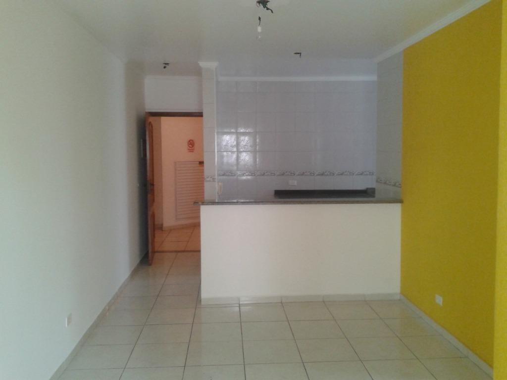 apartamento residencial à venda, vila tupi, praia grande. - ap0132