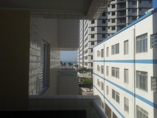apartamento residencial à venda, vila tupi, praia grande. - ap0135