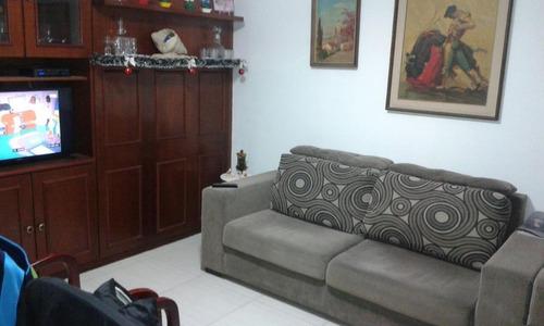 apartamento residencial à venda, vila tupi, praia grande. - ap0163