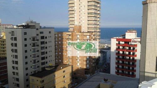 apartamento residencial à venda, vila tupi, praia grande. - ap0165