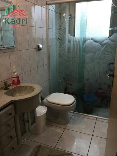 apartamento residencial à venda, vila tupi, praia grande. - ap0220