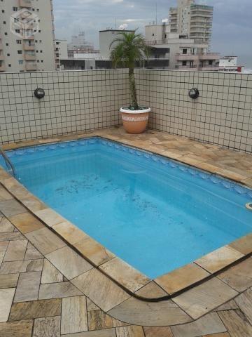 apartamento  residencial à venda, vila tupi, praia grande. - ap0271