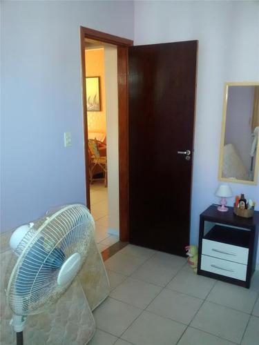 apartamento  residencial à venda, vila tupi, praia grande. - ap0281