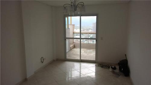 apartamento  residencial à venda, vila tupi, praia grande. - ap0337